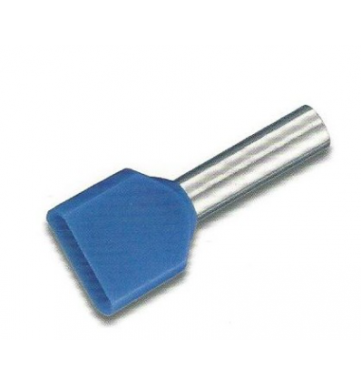 INSULATED TWIN WIRE END FERRULES